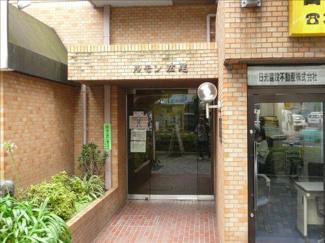渋谷区広尾1丁目 リノベーションマンション ルモン広尾 エントランス