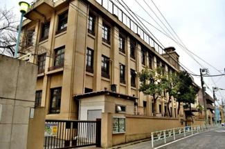 朝日広尾マンション  広尾中学校