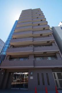 渋谷区本町3丁目 リノベーションマンション エクセルシオール西新宿  外観