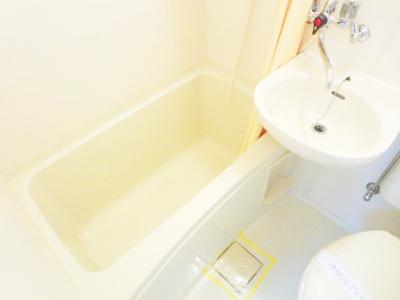 【浴室】レジデンス浜松