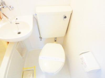 【トイレ】レジデンス浜松
