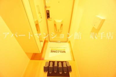 【玄関】コンフォートA
