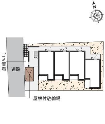 【区画図】北砂