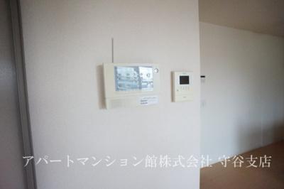 【セキュリティ】グランメゾン松ヶ丘B