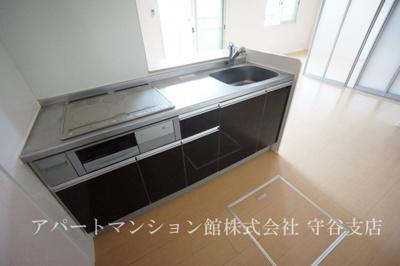【内装】グランメゾン松ヶ丘B
