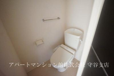 【トイレ】グランメゾン松ヶ丘B