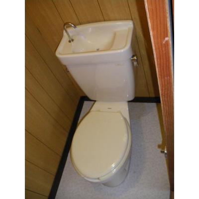 カサデフローラのトイレ
