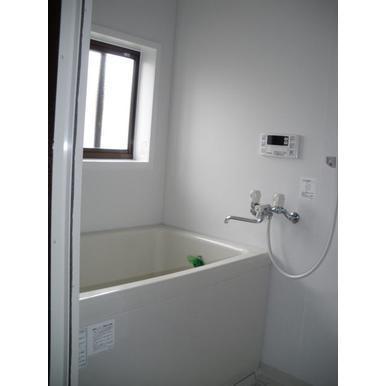 カサデフローラの浴室