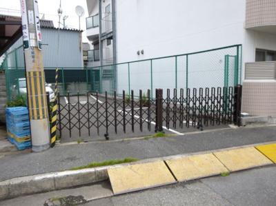 【外観】熊坂モータープール