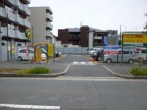 大阪市東淀川区西淡路5丁目の駐車場の画像