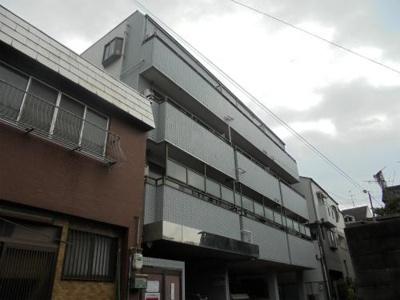 【外観】ウィステリア東田辺