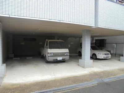 【駐車場】ウィステリア東田辺