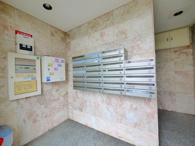 【エントランス】グラン・シャリオ二階堂