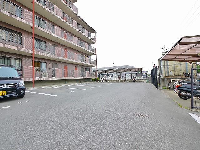 【駐車場】グラン・シャリオ二階堂