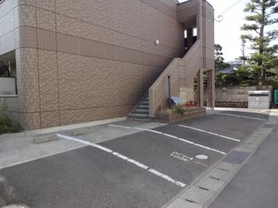 【駐車場】ピア三田