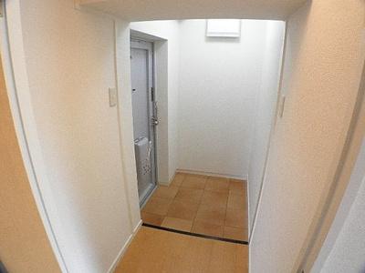 【玄関】西芦屋グリーンハウス