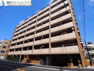 【外観】アール・ケープラザ横浜5