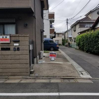 【駐車場】東矢口2丁目14戸建 駐車場