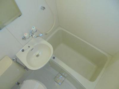 【浴室】JPアパートメント東住吉II