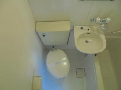 【トイレ】JPアパートメント東住吉II