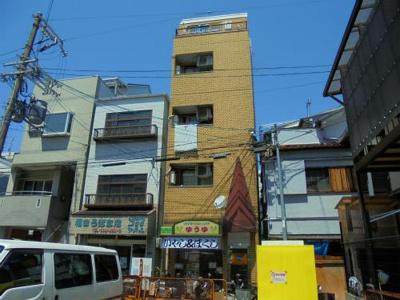 【外観】JPアパートメント東住吉II