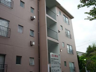 【外観】笹山団地103棟