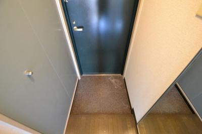 【玄関】サンパレス21六甲2