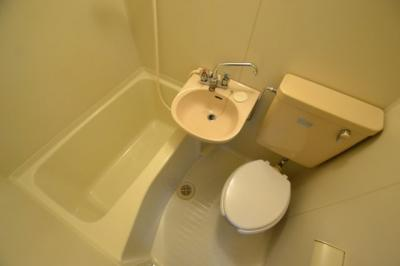 【浴室】サンパレス21六甲2