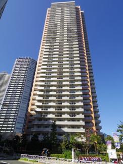 超高層のスペシャリスト大林組が施工設計のキャナルファーストタワー。