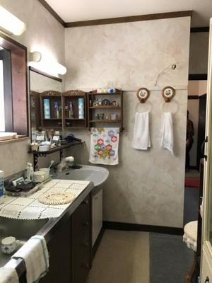 【キッチン】高島市今津町保坂 店舗付住宅