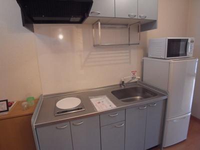 【キッチン】メゾン阪奈