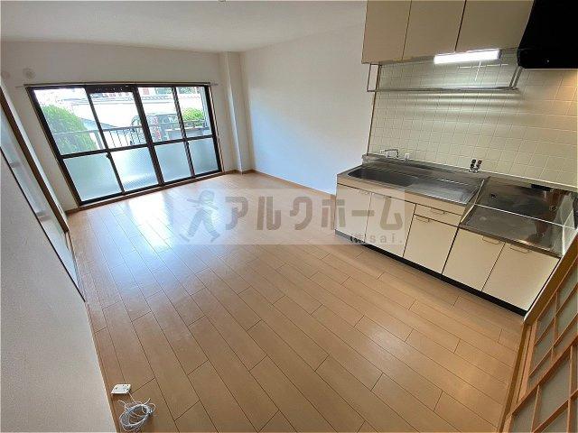 アメニティカタシモ(柏原市大県・堅下駅) キッチン