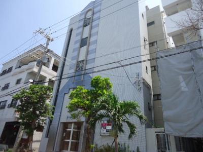 【外観】石垣島商業ビル一棟オーシャンビル