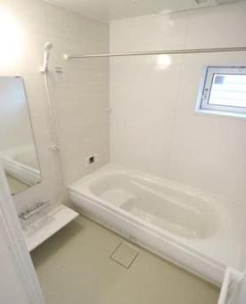 【浴室】bonheur