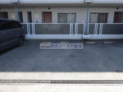 【駐車場】サーティ西尾