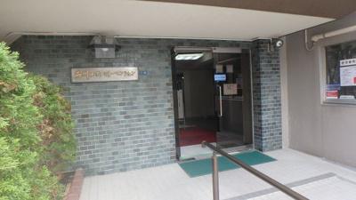 【エントランス】西川口ファミリーマンション