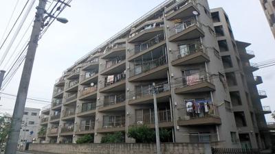 【外観】西川口ファミリーマンション