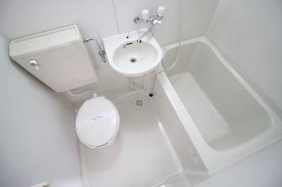 【浴室】シャトーロワール