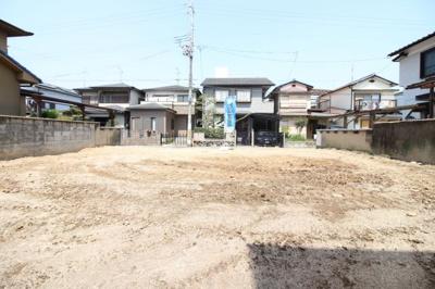【外観】伏見区桃山町大島 新築戸建 2区画