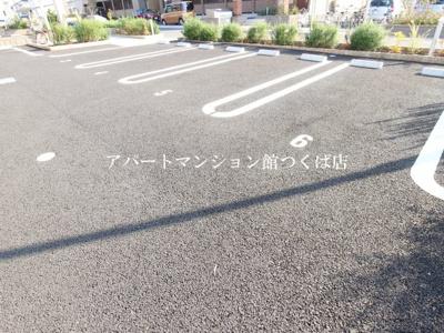 【駐車場】ゼピュロス学園の森S