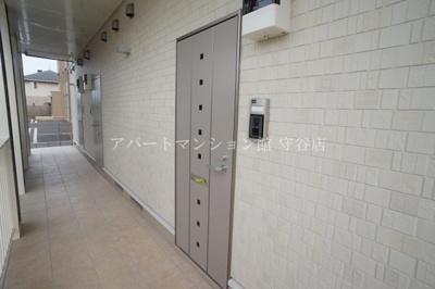 【玄関】ベル・コリーヌ陽光台