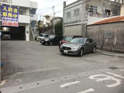 【駐車場】コーポ T