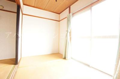【内装】寺原貸家