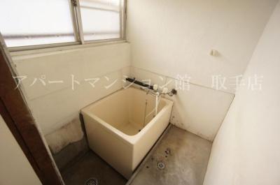 【浴室】寺原貸家