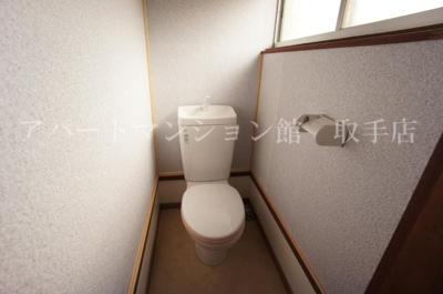 【トイレ】寺原貸家