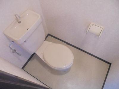 【トイレ】コンフォート公園南