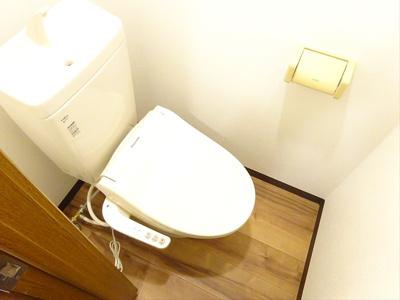 【トイレ】レインボー松原