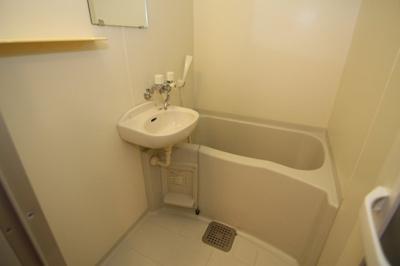 【浴室】フレアコンフォール日吉B