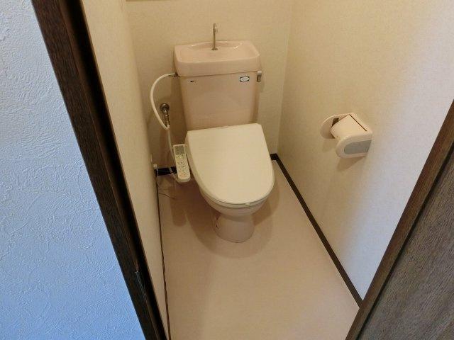 フローラ青山 八尾市 トイレ