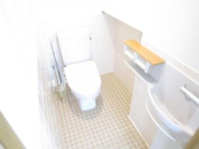 【トイレ】トクマルマンション